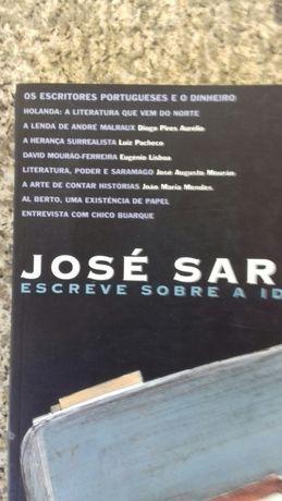 Revista Ler com artigo de Luiz Pacheco