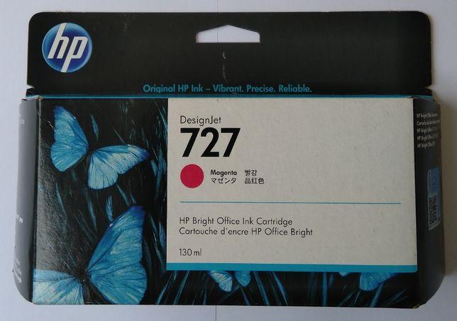 Cartucho de tinta magenta HP 727 DesignJet 130 ml