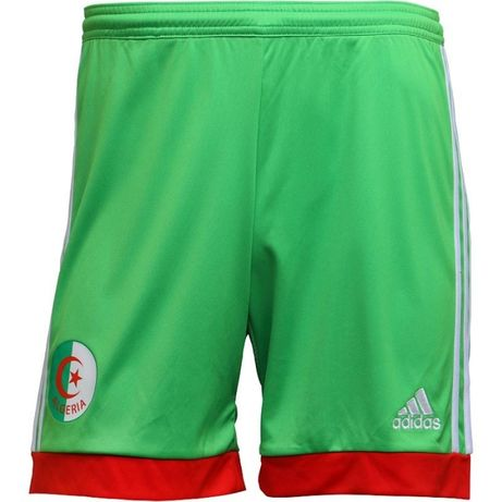 Spodenki Algieria Adidas zielone oryginalne nowe