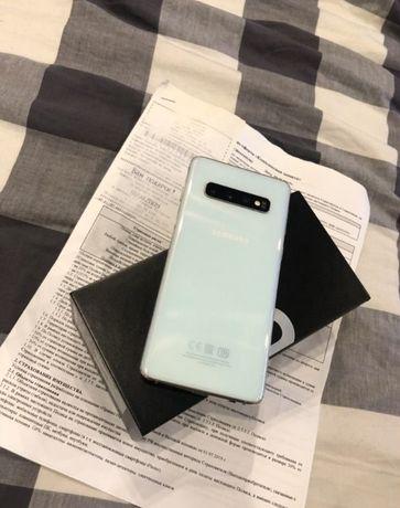 Samsung Galaxy S10 White на гарантии