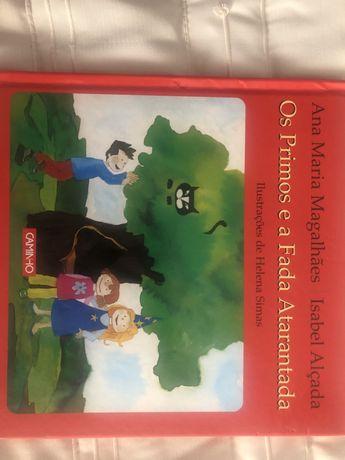 Vendo livro infantil
