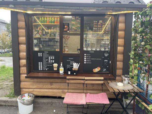Продам готовый бизнес кофейня