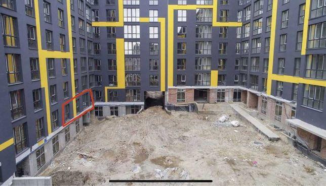 Продається двокімнатна квартира в ЖК Шенген по вулиці Залізничній