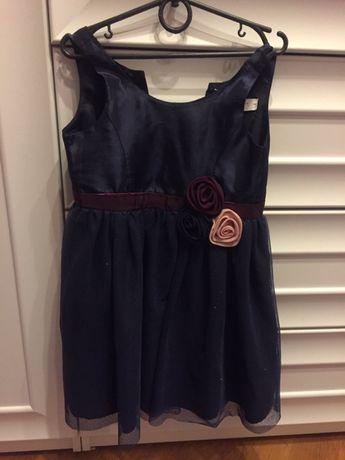Нарядне плаття H&M 110см, 4-5р, бу