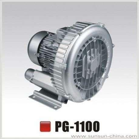 Аэратор-улитка SunSun PG-750, 2000 л/мин, 750w