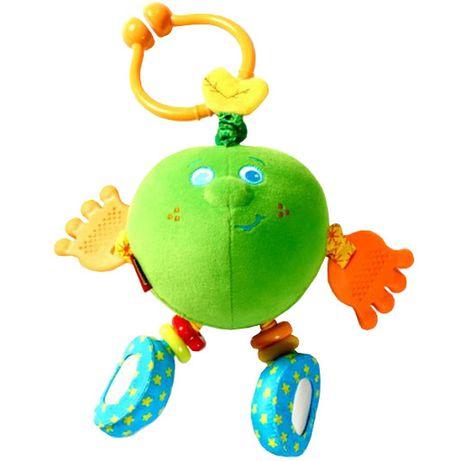 Подвеска Tiny Love Волшебное зеленое яблоко, новая.