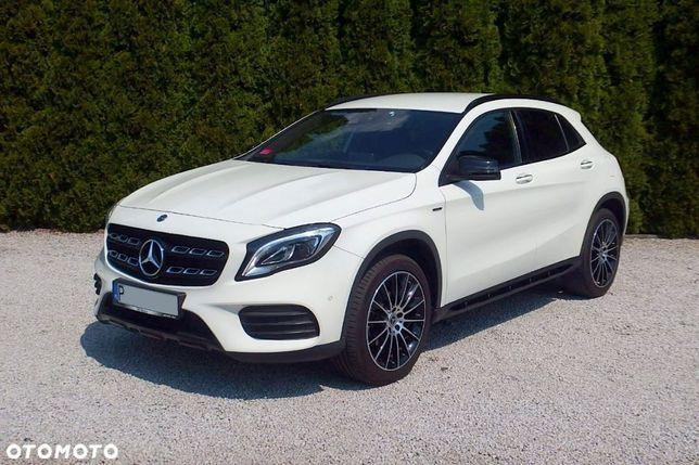 Mercedes-Benz GLA 180cdi Automat AMG Kamera Navi Skóra WhiteArt Edidtion LED Performance