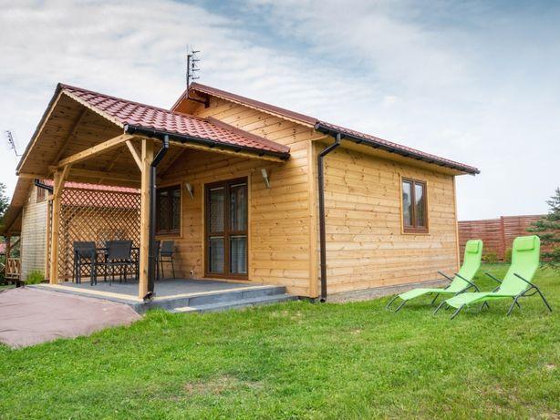 Całoroczny Domek Góralski dla 2-4 osób Kielce Bon Turystyczny