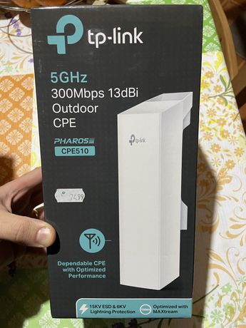 Access Point Tp-Link Cpe-510 Novo