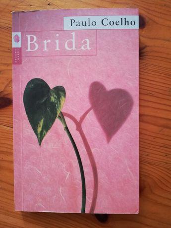 "Książka ""Brida"" Paulo Coelho"