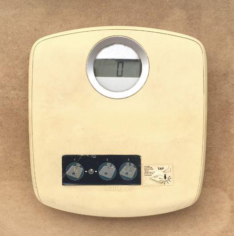 Весы электронные напольные Philips HF 351 (до 150 кг) б/у.