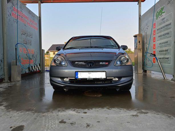 Honda Civic VII TypeS 2.0 Sport 160km VTEC