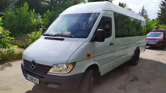 Продам MERCEDES Sprinter 416 Extra long