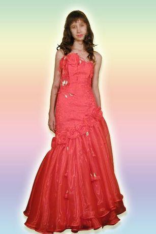 Выпускное платье, на свадьбу, на торжество.