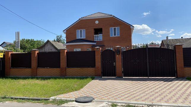 Продаю двухэтажный дом.