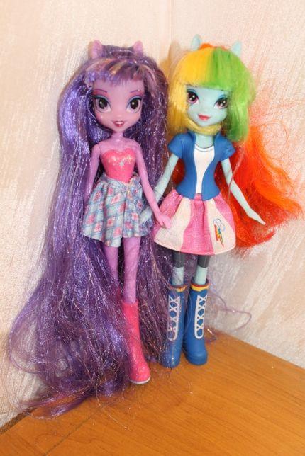 My little pony-2 lalki