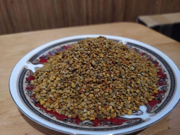 Квітковий пилок - природний дарунок вітамінів та мінералів