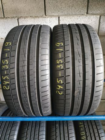 Літні шини 245/35 R19 (93Y) VREDESTEIN