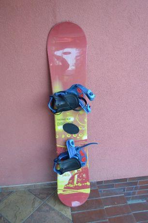 deska snowboardowa Salomon 181 cm z wiązaniami Salomon S2