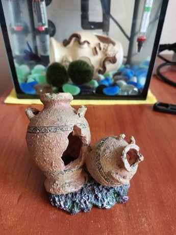 Декорация для аквариума Амфоры