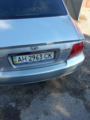 Продам авто hyundai sonata ef