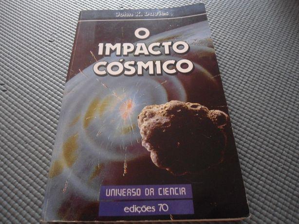 O Impacto Cósmico por John K. Davies (1989)