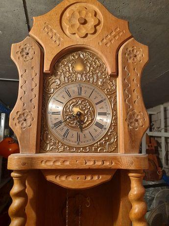 Zegar stojący Arma,wysoki,zdobiony