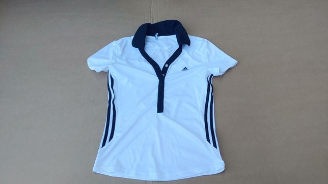 Adidas rozm M sportowa koszulka damska climacool team polo