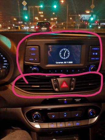 Radio samochodowe hyundai i30