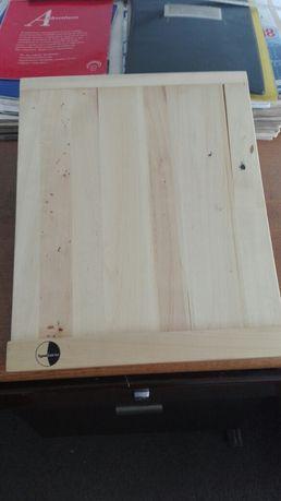 Base/ suporte para livro ou teclado em madeira