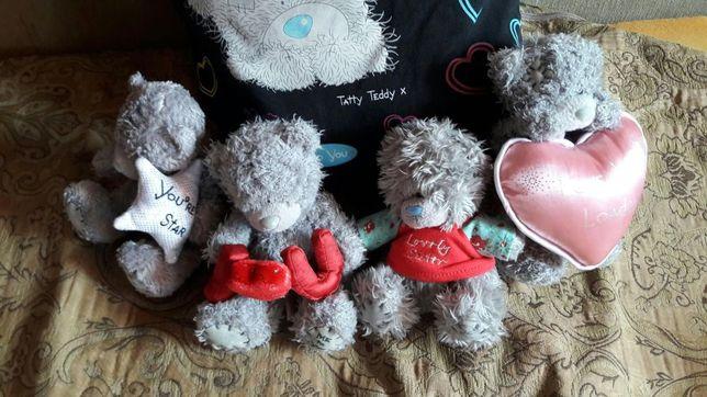 Мишка медвежонок Тедди Me to you Carte Blanche 14, 17 см