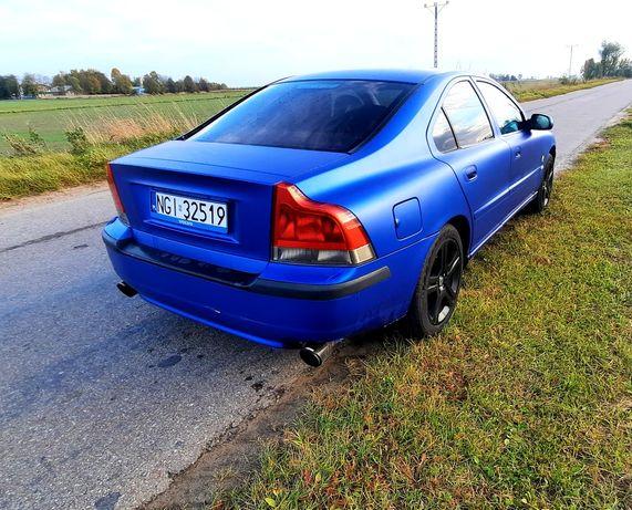 Volvo s60 2.3turbo t5 250hp przelot,fimc,Lpg