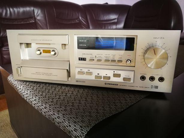 Magnetofon deck Pioneer CT F 800 Blue line