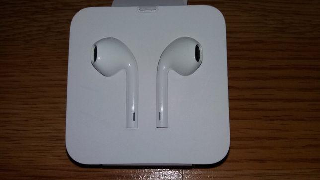 Наушники+ДУ Apple iPod EarPods Lightning Оригинал