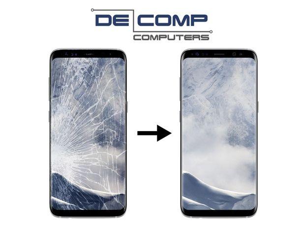 Naprawa telefonów Samsung, wymiana zbitej szybki, serwis płyt głównych