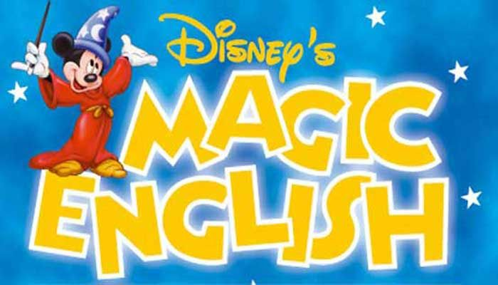Descobre o Inglês com Disney's Magic English - OLÁ - Nº1, VHS Tentúgal - imagem 1