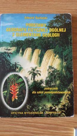 Podstawy geografii fizycznej ogólnej z elementami geologii. Świtalski