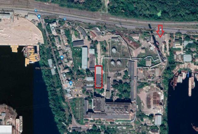 Аренда производственного помещения 1300 кв.м. пер. Электриков, 17