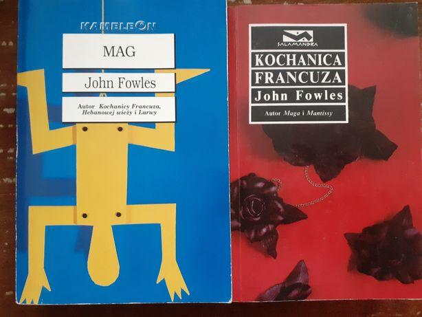 Mag Kochanica Francuza John Fowles