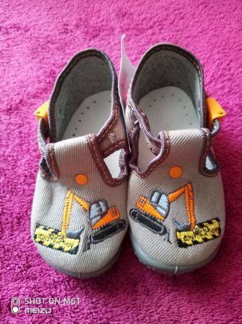 Тапочки Zetpol, дитяче взуття Зетпол, капчики