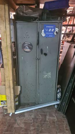 Metalowa szafka szafa stalowa bhp narzedziua budowa