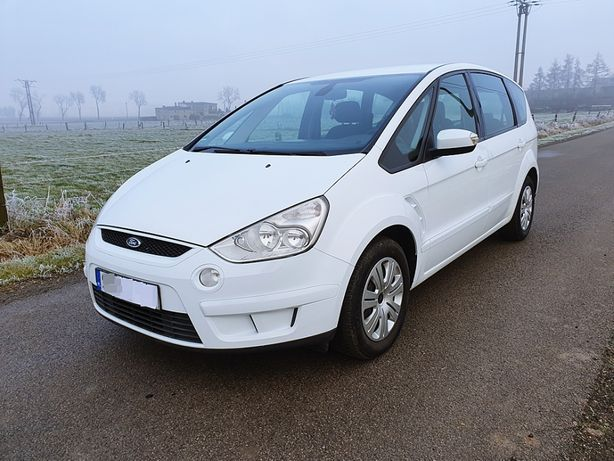 Ford S-max 2.0 benzyna 145KM *** Jak NOWY ***