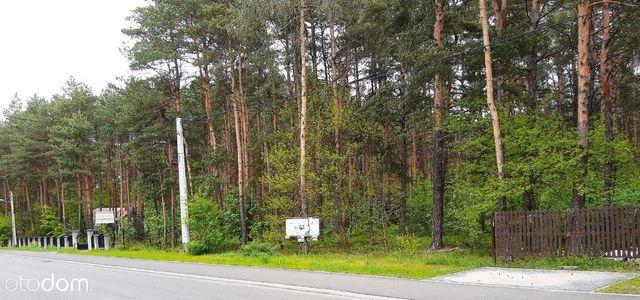 Żarki Letnisko działka budowlana leśna sprzedam