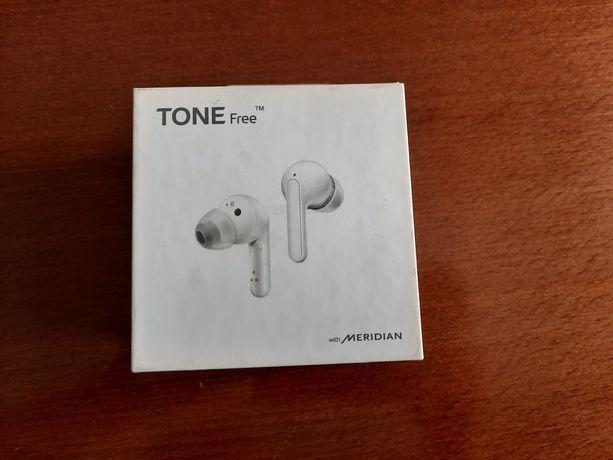 Słuchawki LG Tone Free Nowe