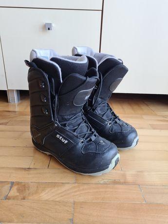 Buty snowboardowe Stuf 26cm EU 40-41