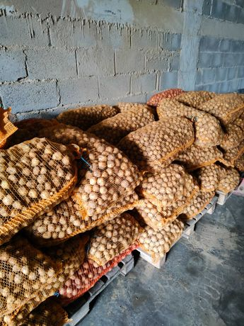 Ziemniaki drobne odpadowe paszowe