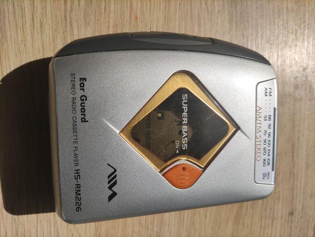 Walkman z radiem Aiwa
