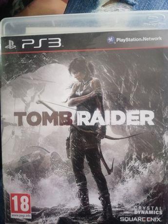 Jogo Ps3 Tomb Raider