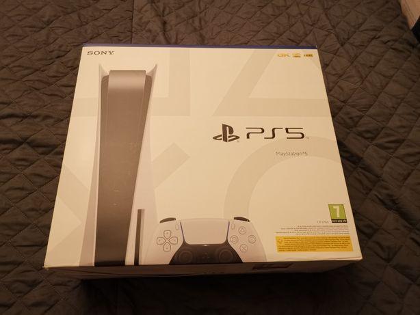 NOWA konsola Playstation 5 z napędem Blu-ray LUBLIN
