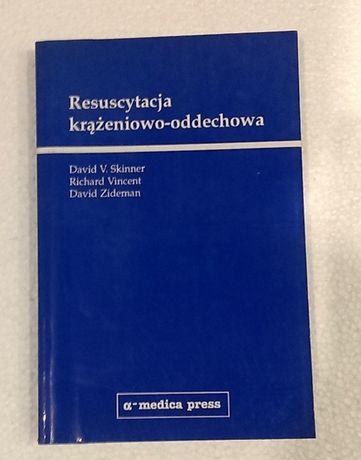 Skinner Vincent Zideman - Resuscytacja krążeniowo-oddechowa